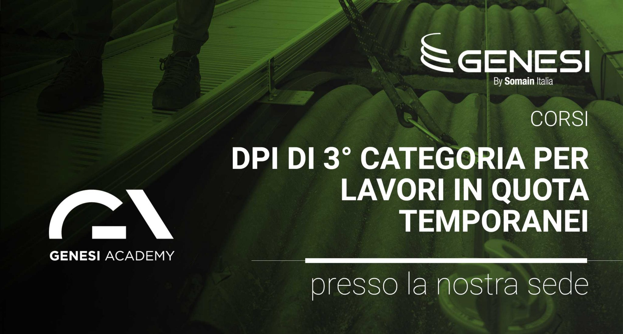 Post - corso DPI 3° categoria